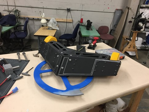 Battlebots 3D printing