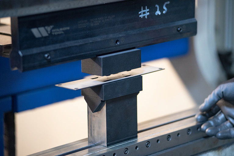 Printed tooling parts