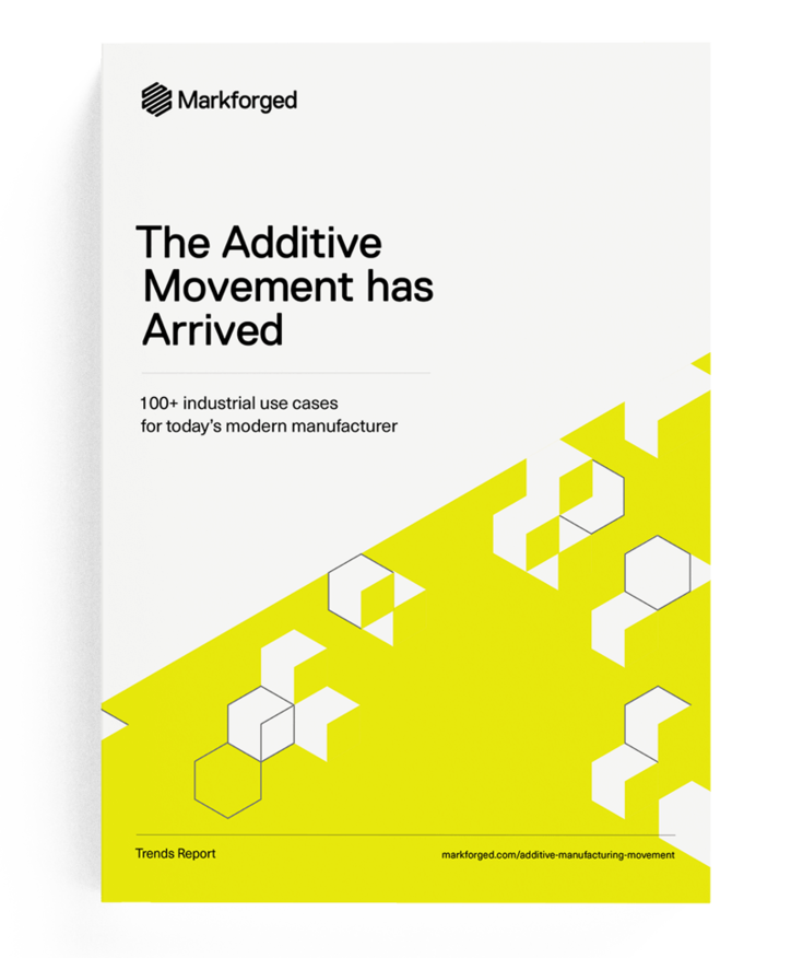Additive Manufacturing Trends Report