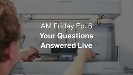 AM Friday Ep. 6 — Your Questions Answered Live