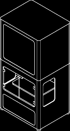 Metal X 3D printer diagram