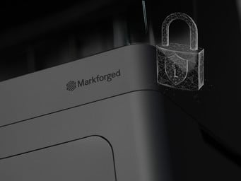 Markforged Achieves ISO/IEC 27001 Certification