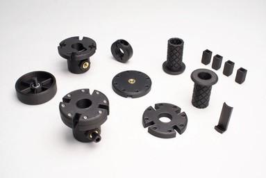 3D printed carbon fiber parts
