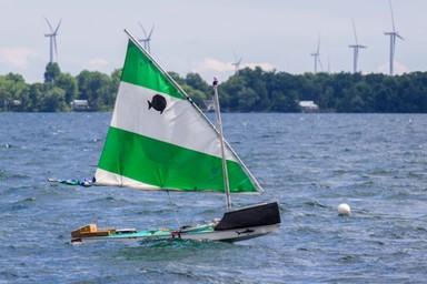 Customer Spotlight - Ship-Shape 3D Printed Sailboat Parts from Olin Robotic Sailing