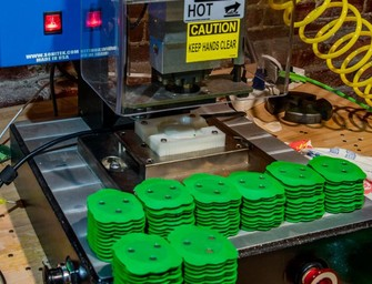 3D printed manufacturing fixtures in use at Rest Devices