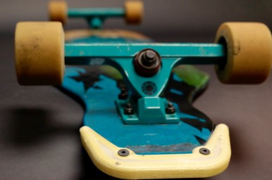 Custom Abrasion Resistance: Longboard Guards