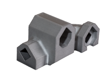 a metal 3d printed part that could not be manufactured any other way.