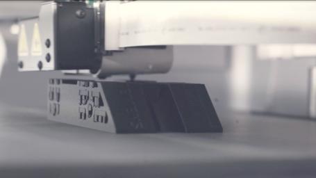 Markforged X7 printer Siemens