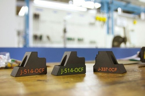 Use engraver filler for labeling sets of tools or fixtures that you print.