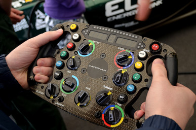 We want our steering wheel to look a bit more like this.