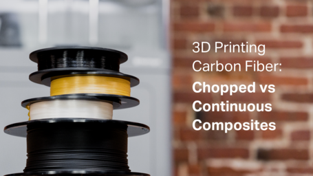 Chopped vs Continuous Composite Filaments