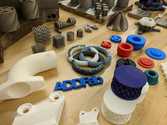 Additive Manufacturing in Education: UMass Amherst ADDFab