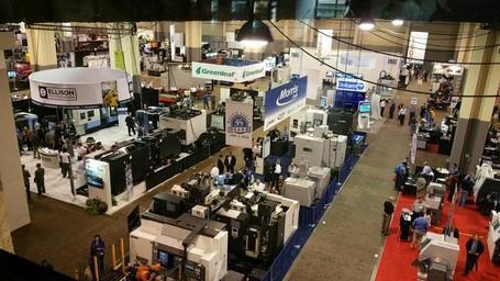 South-Tec Manufacturing Show Recap