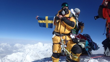 Climbing Mount Everest with 3D Printed Parts