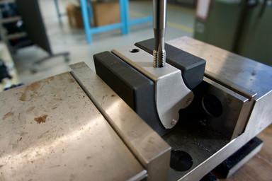 3D Printing Milling Vise Jaws