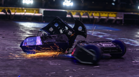 Markforged at BattleBots: Critical System Improvements in the Heat of Battle