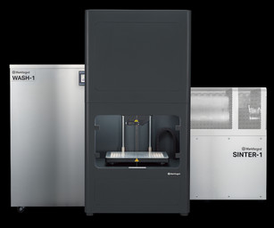 the markforged metal x 3D printer