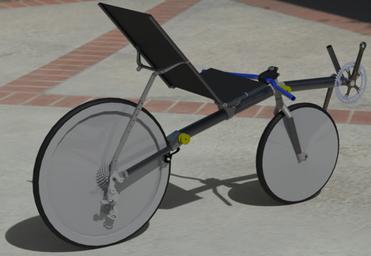 Designing a Carbon Fiber Bike