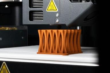 3D printing a copper part