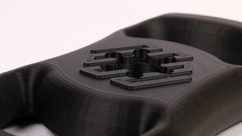 The dimensional stability allows you to print large, complicated designs without fear of warping or drooping.