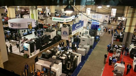 South-Tec Manufacturing Show Recap
