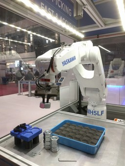 IMTS 2016: Rise of the Machines