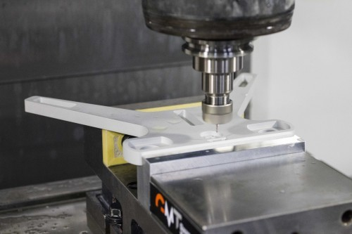 Machining the Build Plate Tray with the Soft Jaw
