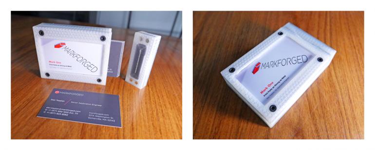 Part of the Week — Dan Topjian's Carbon Fiber Reinforced Business Card Holder