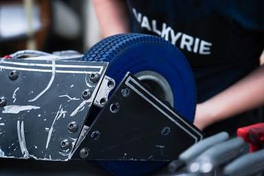 Valkyrie metal 3D printing