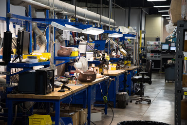 How In-House 3D Printing Reduces Costs by 10X for a Crash Test Dummy Manufacturer