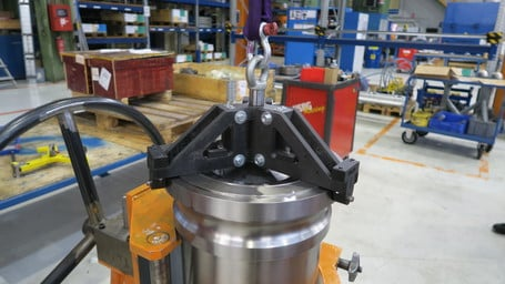 Wärtsilä Customer Spotlight: The World's First 3D Printed CE-Certified Lifting Tool