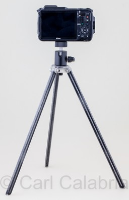 Part of the Week — 3D Printed Tripod with Continuous Carbon Fiber Reinforced Legs