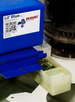 3D printed oil water separator