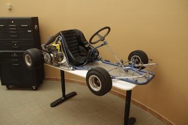 Re-imagining the Go Kart with 3D Printed Parts