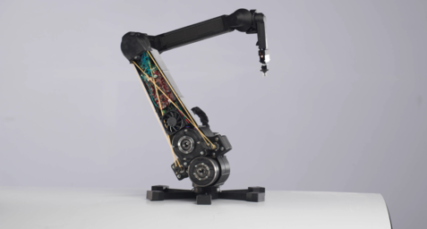 The Open-Source 3D Printed Robot Arm from Haddington Dynamics