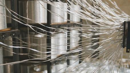 composite fiberglass strands