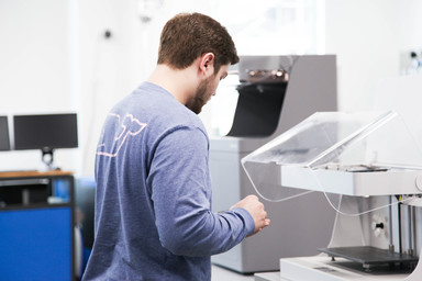 3D printing in education Purdue