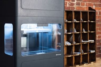 The Metal X 3D printer