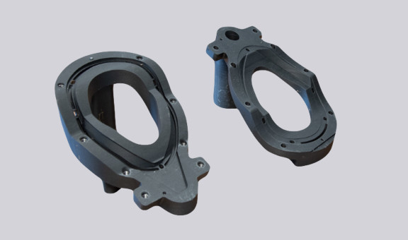 Neck ring mold