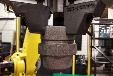 3D printed end-of-arm tooling