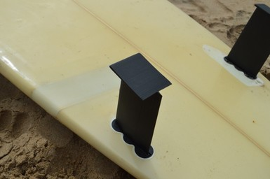 Fun Friday: 3D Printed Surfboard Fins