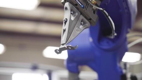 metal 3D printed gripper jaws