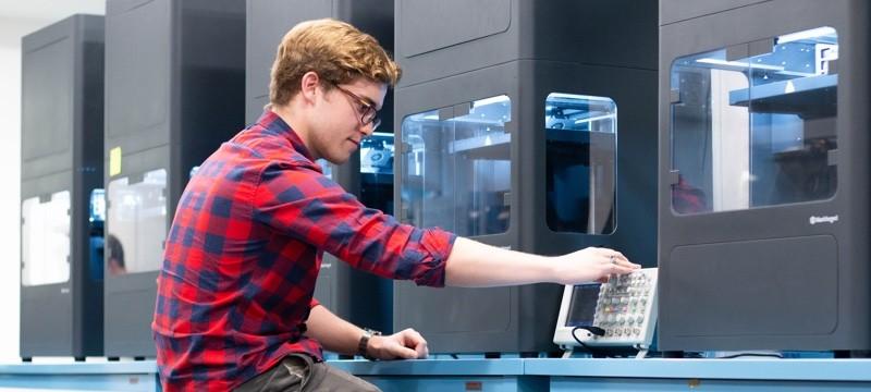 3D Printer Types & Technologies