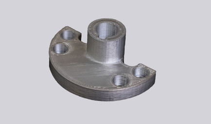 Flanged Shaft Coupling