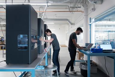 How do 3D printers work?