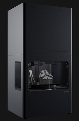 Front view of the Metal X 3D Printer