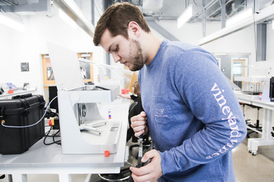 How Two Universities Prioritize Additive Manufacturing Technology